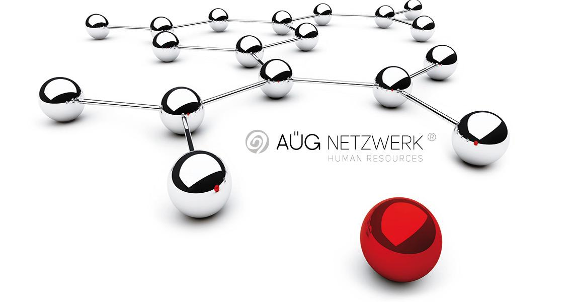AÜG Netzwerk Human Resources Keyvisual